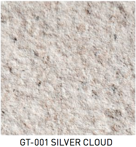 SprayStone GT-001 Silver Cloud