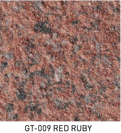 SprayStone GT-009 Red Ruby